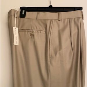 Ralph Lauren wool & cashmere slacks.